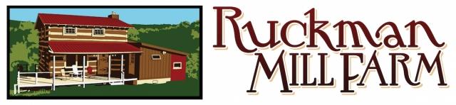 Logo for Ruckman Mill Farm 2016