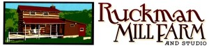 Ruckman Mill Farm color logo