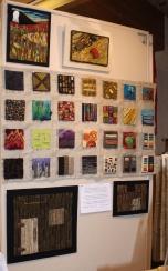ArtWools.com display wall, Susan L. Feller