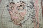 Day 2 Portrait Susan L. Feller, Donna Hrkman pattern