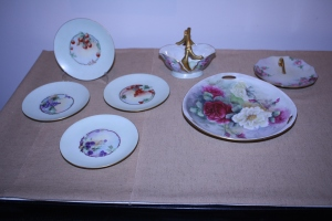 Hand Painted China collection