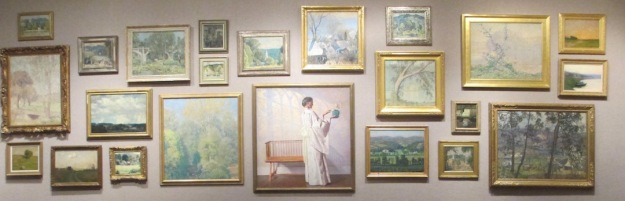 Bucks County Impressionist collection
