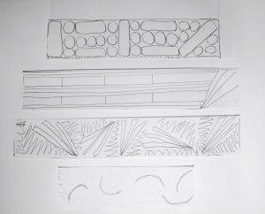 vegetable designs