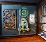 State Museum display, photo Stephen C. Brightwell