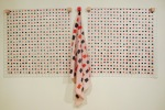 Coming True, Natalie Smith, cotton, plastic, wood