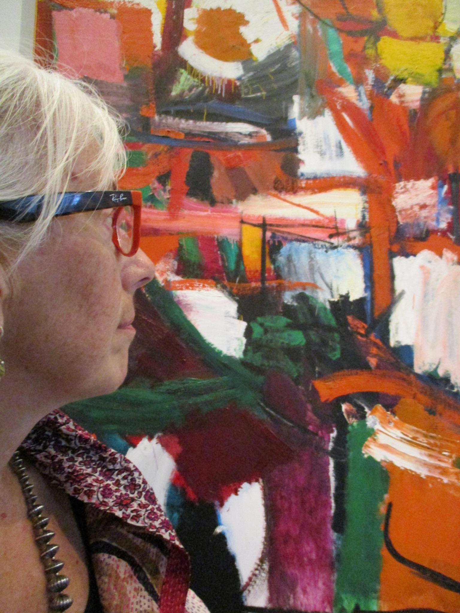 Abstract Expression Workshop Artwools Studio Of Susan L